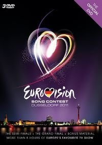 Cover  - Eurovision Song Contest - Düsseldorf 2011 [DVD]